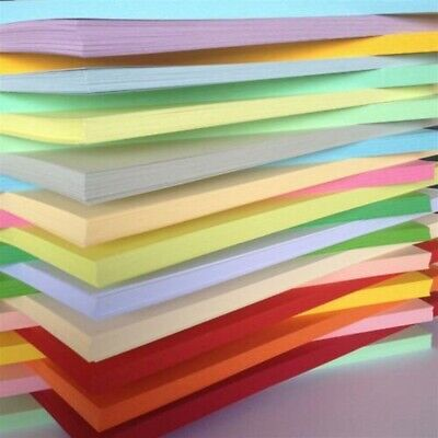 £3.25 • Buy Dalton Everyday A4 Coloured Card 50 Sheet Packs 160gm Choose From 25 Colours