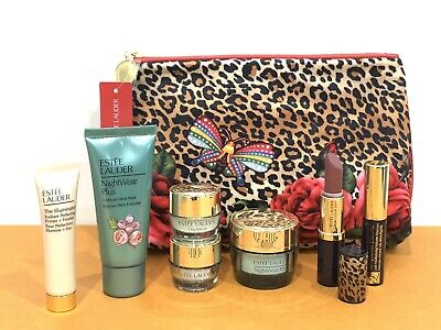 ESTEE LAUDER  PARADISE NOW  Gift Set1 Makeup Bag With 7Items Worth Over £100 NEW • 30.99£