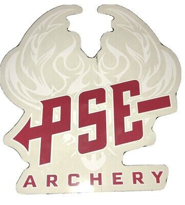 $9.99 • Buy PSE Archery Decal Approx 8 X 8.5 Inches