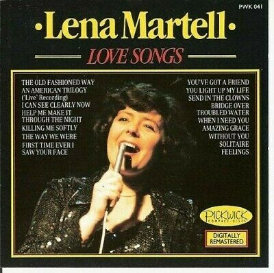 £3.99 • Buy Lena Martell - Love Songs (1988) CD