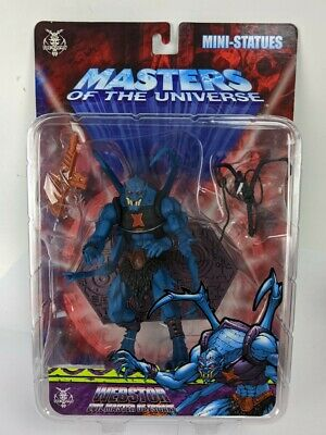 $140 • Buy He-Man Masters Of The Universe 200X Webstor NECA Mini-Statue Carded