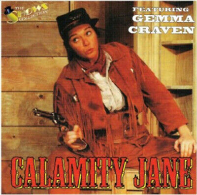 £4.97 • Buy Various Artists : Calamity Jane CD (2009) Highly Rated EBay Seller Great Prices