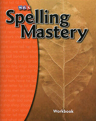 AU18.83 • Buy Spelling Mastery Level A, Student Workbook, McGraw Hill, N/A,  Paperback
