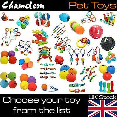 £5.91 • Buy Multiple Choice Dog Toys, Treat  Puppy, Chew Toys, Ropes, Tooth Cleaning