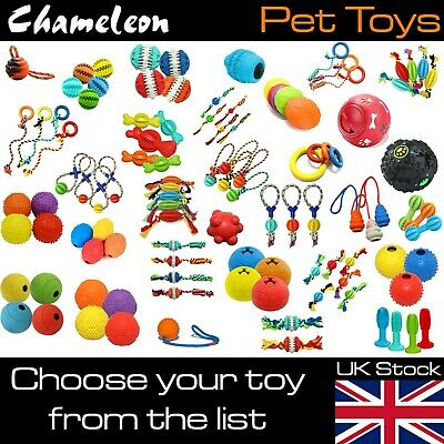 Multiple Choice Dog Toys,treat  Puppy, Chew Toys, Ropes, Tooth Cleaning,  • 5.45£