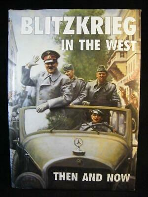 £79.95 • Buy Blitzkrieg In The West Then And Now - After The Battle - Hardcover