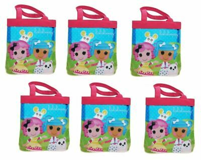 £7.99 • Buy Set Of 6 X Backpack Trainer Swim Purse Pencil Bag Sets Ideal Party Bags Or Gifts