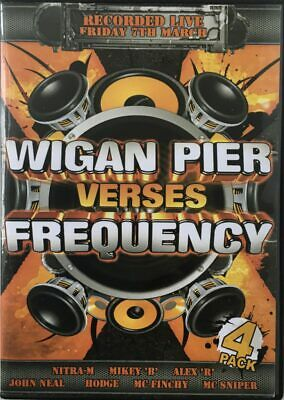 £8.99 • Buy Wigan Pier Verses Frequency - Scouse House, Donk, Bounce