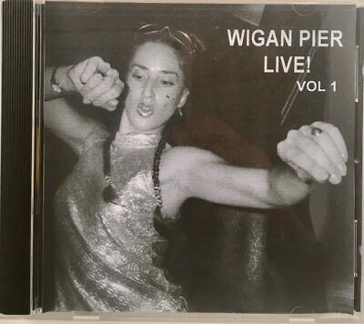 £4.99 • Buy Wigan Pier Live Volume 1 - DJ Welly - Scouse House, Donk, Bounce