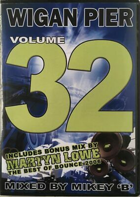 £4.99 • Buy Wigan Pier Volume 32 - Mikey B - Scouse House, Donk, Bounce