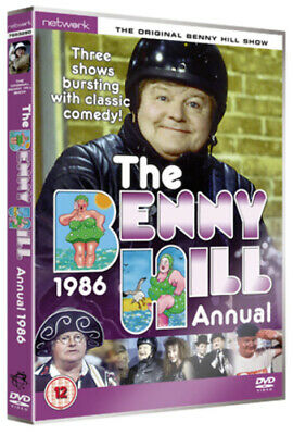 Benny Hill: The Benny Hill Annual 1986 DVD (2010) Benny Hill Cert 12 Great Value • 19.99£