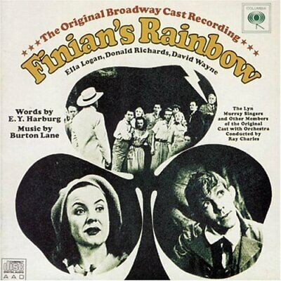 Finians Rainbow-Bway CD Value Guaranteed From EBay's Biggest Seller! • 19.99£