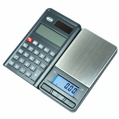 $12.99 • Buy Clearance Precision Scale + Calculator 200g X 0.01g Digital Pocket Scale