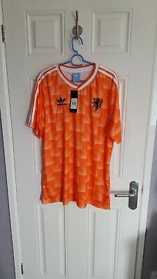 Holland 1988 GULLIT #10 HOME SHIRT Please Read For Size • 30£