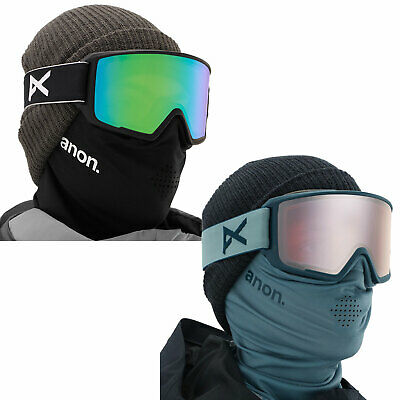 AU258.28 • Buy Anon M3 Mfi Goggle With Skiing Mask + Removable Glass Ski Snowboard Snow