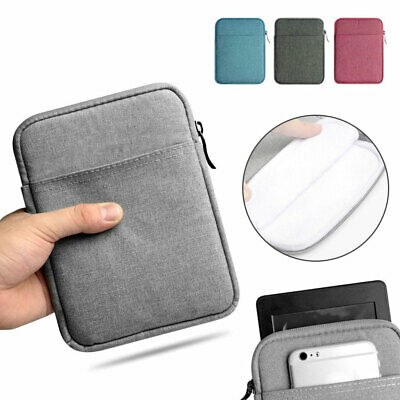 AU12.41 • Buy 6-inch Soft Sleeve Bag Case Cover Pouch For Kindle Paperwhite  Tablet