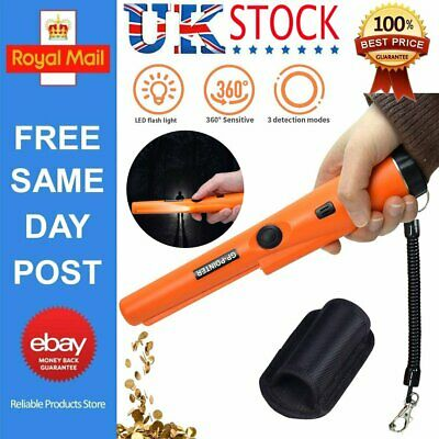 Waterproof Automatic Pinpointer Metal Detector Pro Pointer Holster GP-Pointer UK • 13.99£