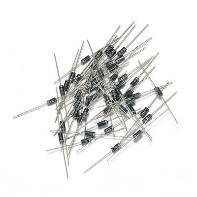 $ CDN2.44 • Buy 100pcs 1N4007 IN4007 1A 1000V Rectifier Diode DO-41 4007 High Quality US