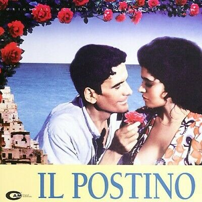 Luis Bacalov : Il Postino CD Value Guaranteed From EBay's Biggest Seller! • 12.99£