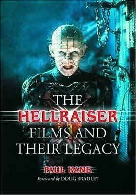 Hellraiser Films And Their Legacy Softcover Book 14BH20 • 60.10£