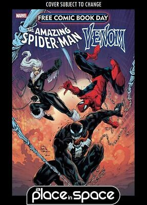 Free Comic Book Day 2020 (fcbd) - Spider-man / Venom #1 • 1.99£