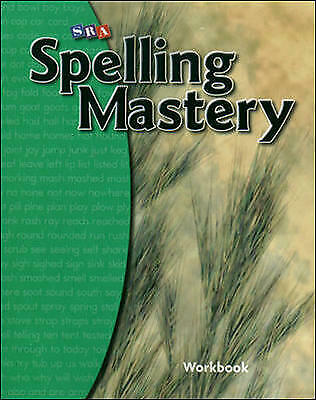 AU20.80 • Buy Spelling Mastery Level B, Student Workbook, McGraw Hill, N/A,  Paperback