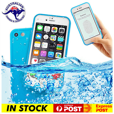 AU9.90 • Buy Waterproof Case IPhone 5 6 6S 7 8 Plus X XR XS XS MAX 360° Proof Cover Slim Life