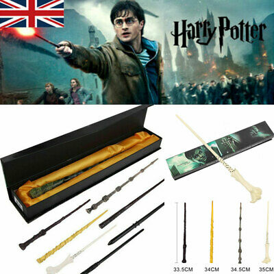 Magic Wand Harry Potter Hermione Dumbledore Voldemort Wand Festival Xmas Gift • 4.99£