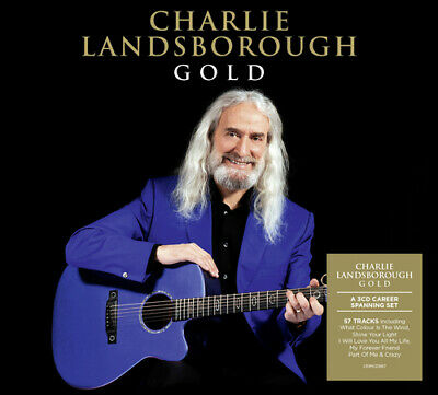 £4.75 • Buy Charlie Landsborough : The Gold Collection CD Box Set 3 Discs (2020) Great Value