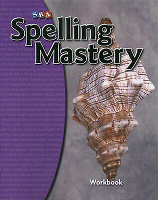 AU20.80 • Buy Spelling Mastery Level D, Student Workbook, McGraw Hill, N/A,  Paperback