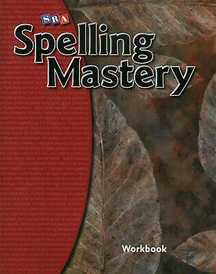 AU20.80 • Buy Spelling Mastery Level F, Student Workbook, McGraw Hill, N/A,  Paperback