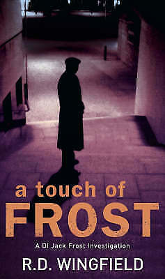 A Touch Of Frost, R D Wingfield • 8.36£