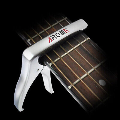 $ CDN16.99 • Buy Guitar Capo Clamp For Electric And Acoustic Tuba Guitar Modulation Capo 2020