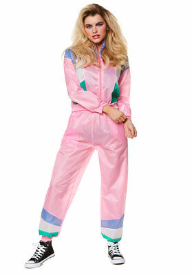 Pink Shell Suit Costume • 16.99£