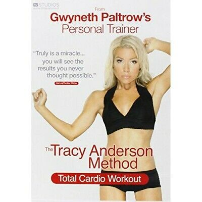The Tracy Anderson Method - Total Cardio Workout (DVD, 2010) • 1.89£