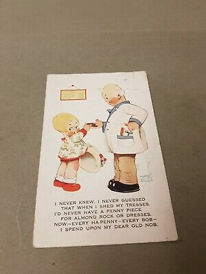 Mabel Lucie Atwell. Humour Postcard.    L/493 • 1.99£