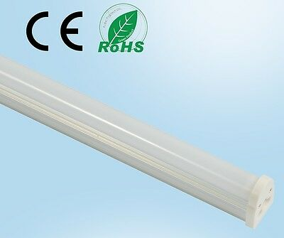 T5 900mm LED Tube Strip Light 14W SMD Fluorescent Recessed Warm White • 44.62£