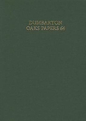 Dumbarton Oaks Papers V64,  Mullet • 81.39£
