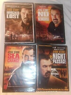 £24.77 • Buy Lot Of 6 Tom Selleck Jessie Stone Movies On Dvd New Sealed