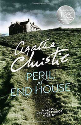 Peril At End House (Poirot) By Christie, Agatha, NEW Book, FREE & FAST Delivery, • 7.46£