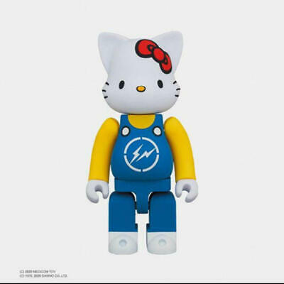 $339.99 • Buy NY@BRICK 400% THE CONVENI HELLO KITTY Fragment 400% Set Be@rbrick Medicom Toy