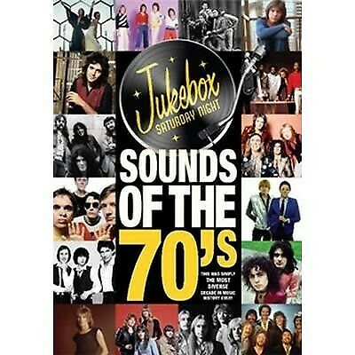 JUKEBOX SATURDAY NIGHT Sounds Of The 70's Feat Slade, The Hollies & Dr Hook DVD  • 15.20£