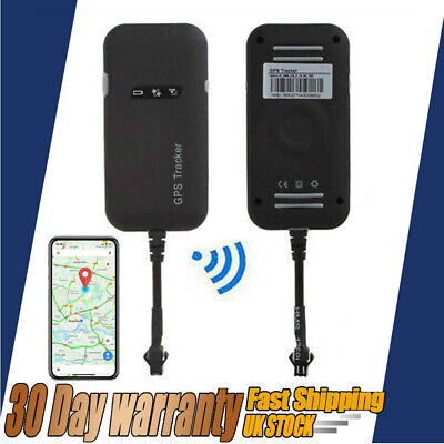 Car GPS GPRS Tracker Vehicle Spy GSM Real Time Locator Tracking  Device • 13.06£