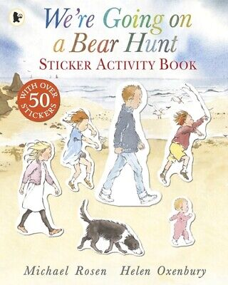 £2.50 • Buy We're Going On A Bear Hunt: Activity Book By Michael Rosen (Paperback /