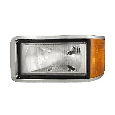 $111.34 • Buy Driver Side Headlight Fits Mack CH600 87-04/CH613 94-04/CL600 CL700 93-04
