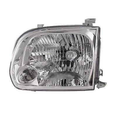 $71.84 • Buy Fits 05-07 Toyota Sequoia / 05-06 Tundra (Double Cab) Headlight Driver Left Side