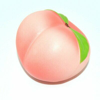 AU11.99 • Buy Super Cute Colossal Squishy Peaches Cream Scented Slow Rising Toy For Girl Child
