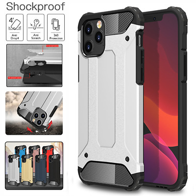 AU12.89 • Buy For IPhone XR Xs 11 Pro Max 7 8 Plus SE X Case, Armor Rugged Heavy Duty Cover