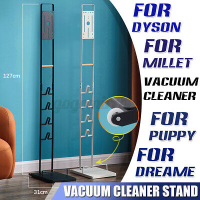 AU33.99 • Buy For Dyson V7 8 10 11 Freestanding Cordless Vacuum Cleaner Stand Floor Rack+Wheel