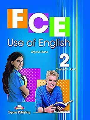 £19.31 • Buy FCE Use Of English 2 Students Book, Virginia, Evans, Used; Like New Book